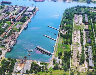 продажа морской порт латвия